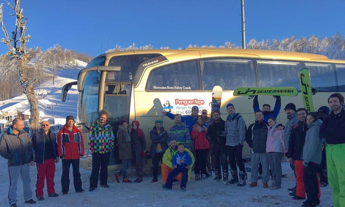 spor kulüpleri kayak