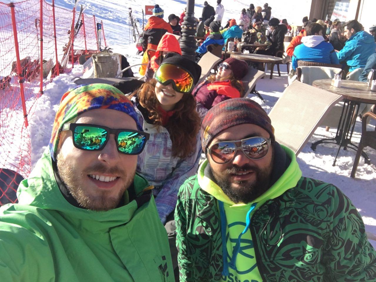 kartalkaya Dorukkaya kayak turları