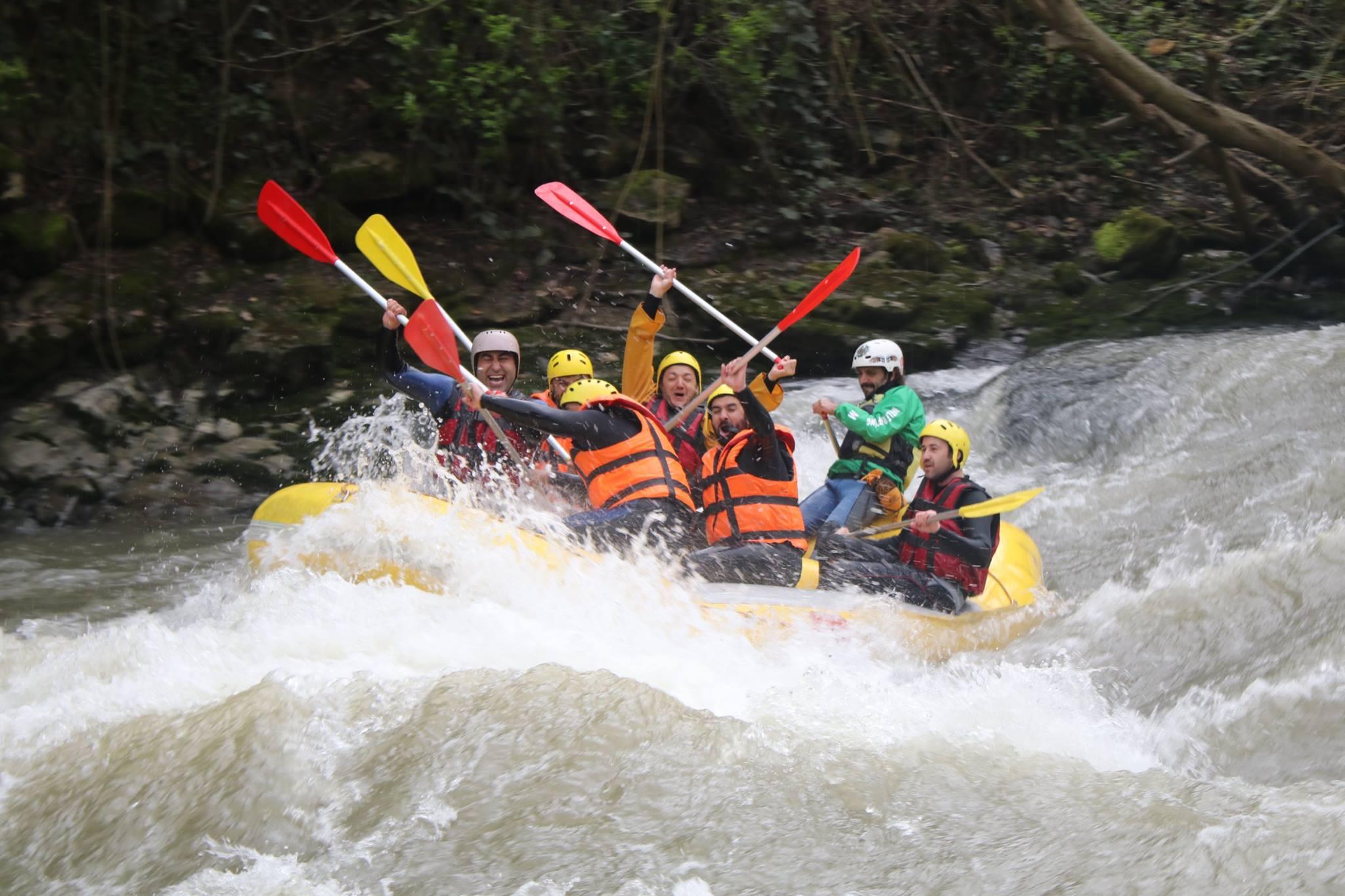 melen rafting turu