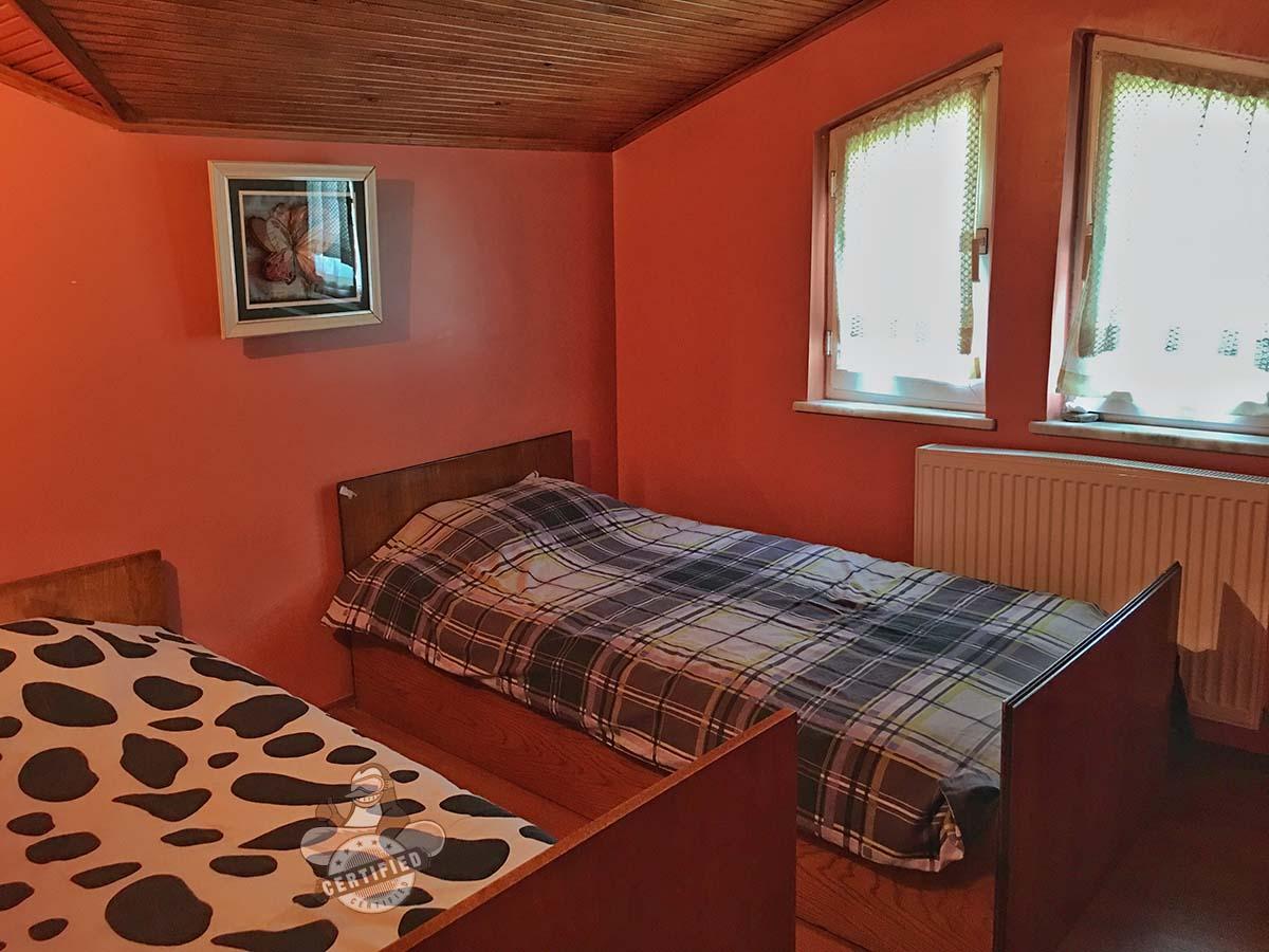 maşukiye kartepe kiralık villa oda-4