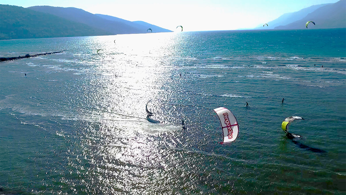 penguentepe kitesurf kursu