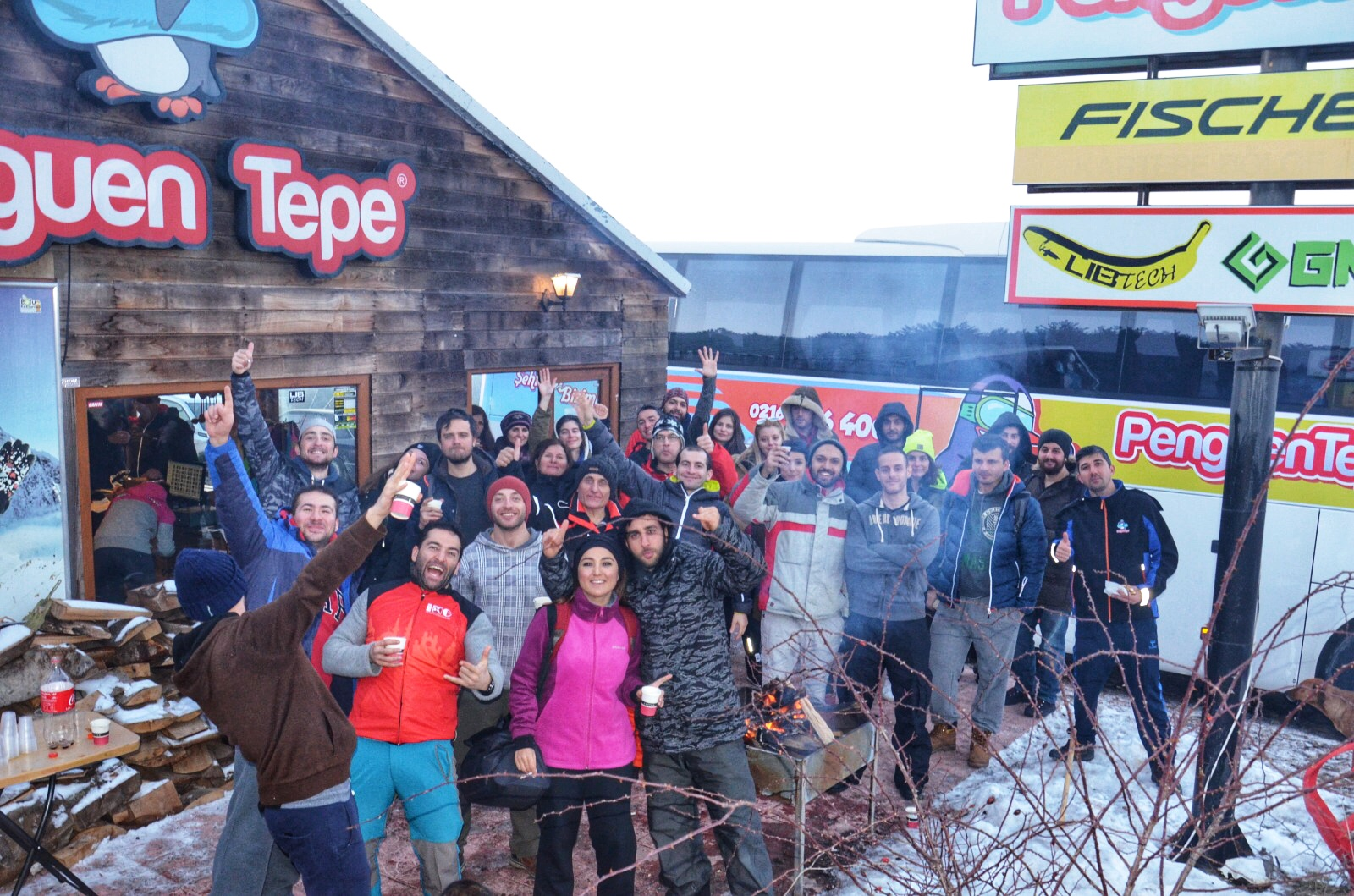Kurumsal kayak organizasyonu