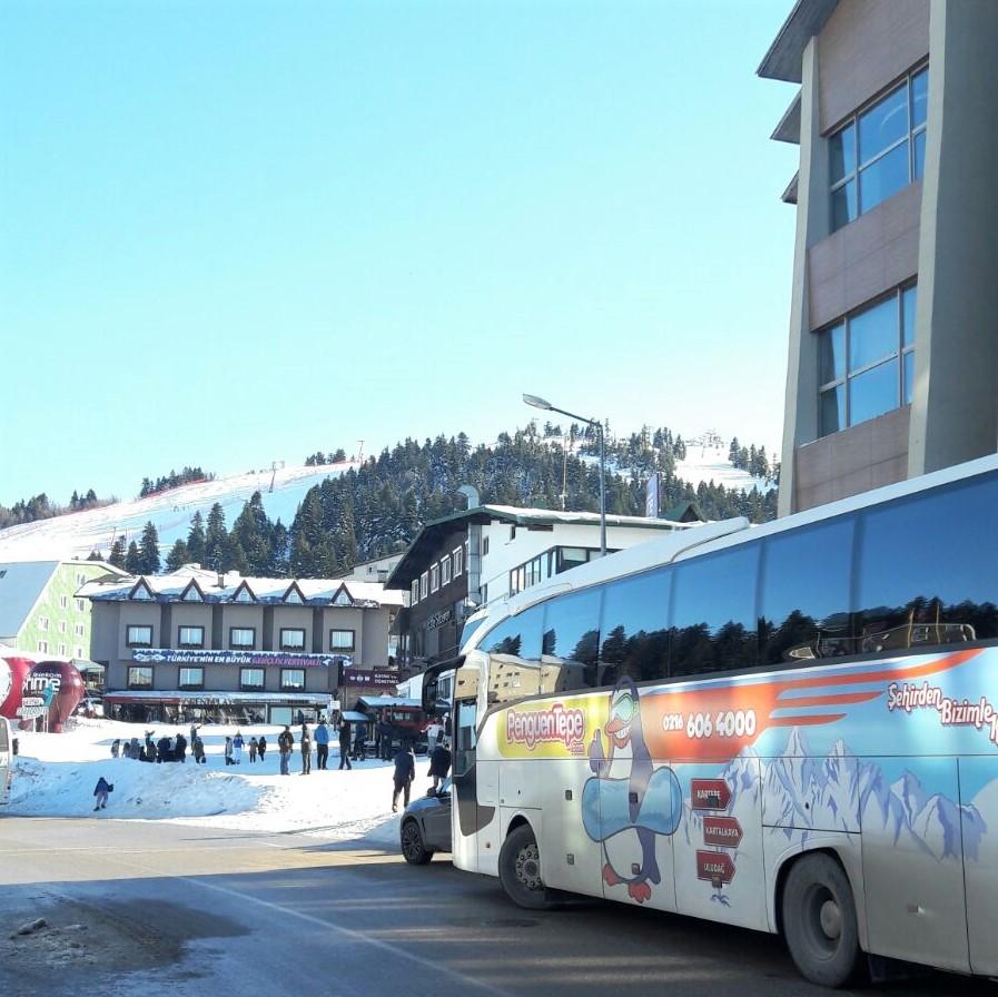 günübirlik uludağ kayak turu penguentepe