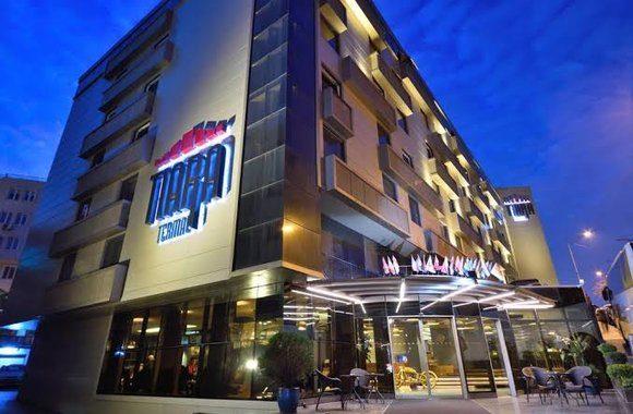 tiara termal uludağ otelleri